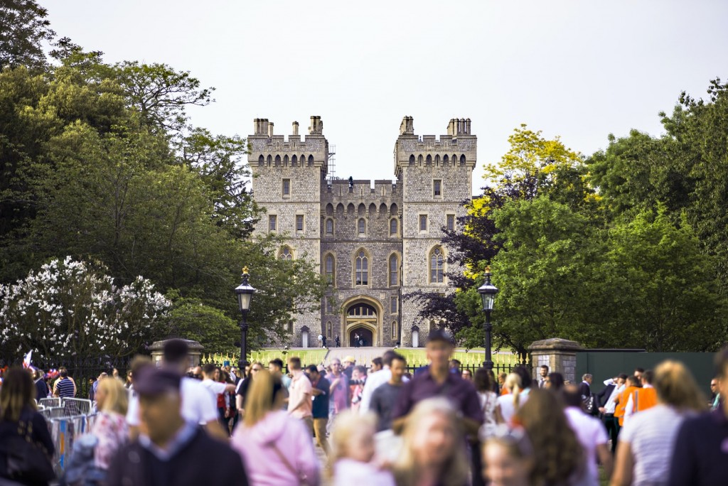 Windsor Castle The Royal Interview Generative Change