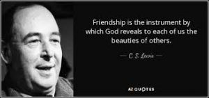CS Lewis quote about friendship the secret to happiness part III generative change