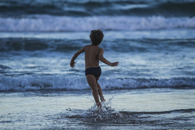 tools inspiration for change boy running into breakers