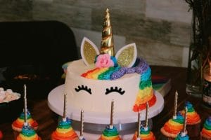 unicorn cake and cupcakes Generative Change Life Changing Coaching Online and by phone How to make a decision